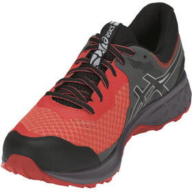 asics Gel-Sonoma 4 G-TX Shoes Men, red snapper/black